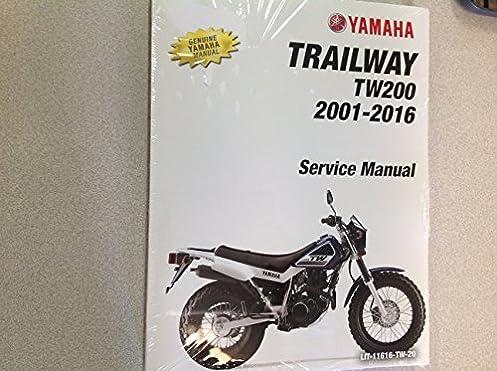 2001 2002 2003 2004 2005 2006 2007 2008 2009 2010 2011 2012 2013 rh amazon com 87 Yamaha BW200 1987 yamaha tw200 repair manual
