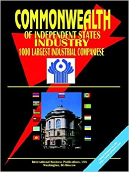 CIS Industry: 1000 Largest Industrial Companies