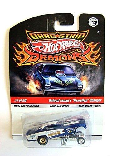 2009 Hot Wheels Dragstrip Demons #04 1971 Ford Mustang Georg