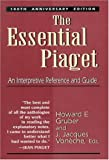 The Essential Piaget, Jean Piaget, 1568215207