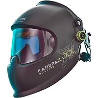 Optrel Panoramaxx Quattro lashelm met optrel IsoFit® Headgear 1010.100