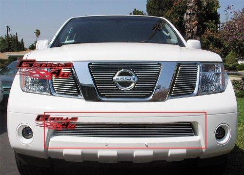 APS for 2005-18 Nissan Frontier/05-07 Pathfinder Bumper Billet Grille Grill Insert #N19-A33466N