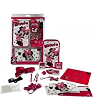 Minnie Mouse Accessory Kit (DSi XL, DSi, DS