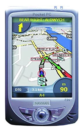 navman smartst desktop 2005 for pocket pc