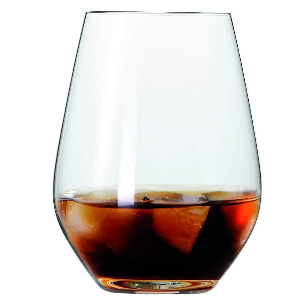 Set of 6 Spiegelau Authentis Casual All Purpose Tumbler Pack 16-2//9-Ounce