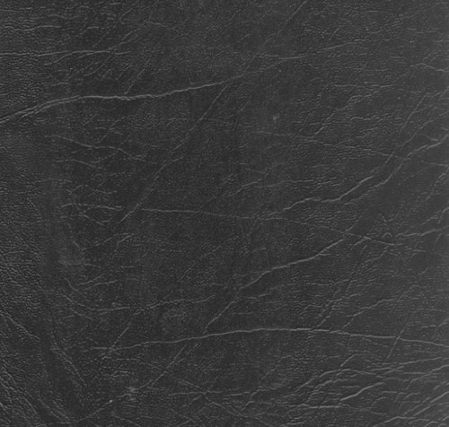 54'' Black Leather Like Upholstery Vinyl - 20 Yard Roll by BurlapFabric.com (Image #1)