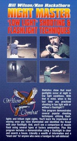 Night Master Low Light Shooting & Flashlight Techniques [VHS]