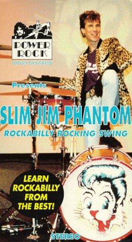 Rockabilly Rocking Swing with Slim Jim Phantom [VHS] (Carmine Drummer Appice)