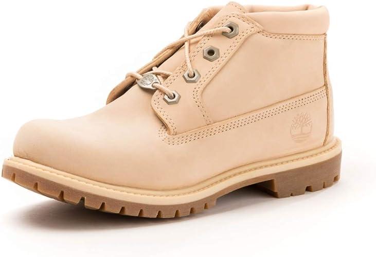 Medicinal Barón Absoluto  Timberland Damen Nellie Double Collar Chukka Boots, Rot (Apple Blossom  Waterbuck K39), 39,5 EU: Amazon.de: Schuhe & Handtaschen