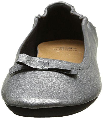 PLDM by Palladium Women's Lovell Got Ballet Flats Argent (962 Silver) CPc54KC