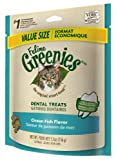 Feline Greenies Dental Treats Ocean Fish for Cats, 5.5-Ounce Review
