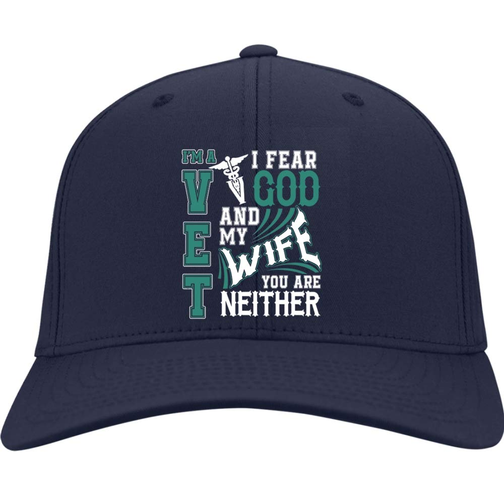 c6ee7cf22c432 I Fear God And My Wife Hat