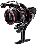 Ardent Finesse Size 2000 Spinning Reel, Left/Right, Black Review