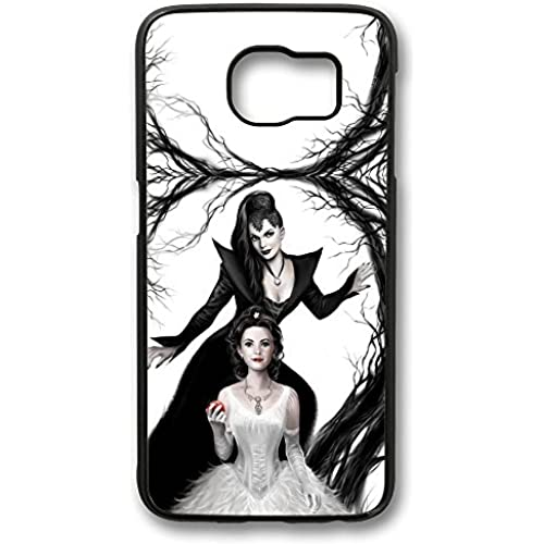 Samsung S7 Case, Galaxy S7 Case - Hihgly Protective Hard Case Bumper for Samsung Galaxy S7 Once Upon A Time Evil Queen Regina Shock-Absorption Black Sales