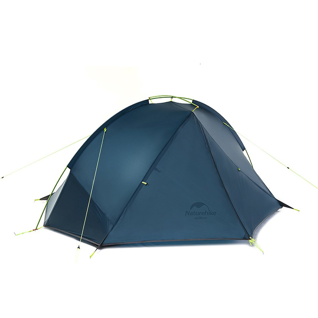 PIGE Single Pole Tent Outdoor 2  Herrenchen Ultra-Light Einzelzelte Field Camping Rainstorms
