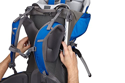 Thule Sapling Child Carrier, Slate/Cobalt by Thule (Image #11)