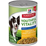 Youthful Vitality Adult 7+ is precisely balanced nutrition to fight signs of aging in your Adult 7+ dog.