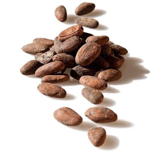 Kakaobohnen roh und ungeröstet 250 g