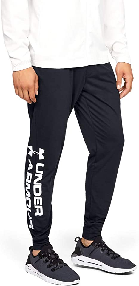 Under Armour Mens Sportstyle Cotton Graphic Jogger Trousers