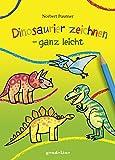 Dinosaurier zeichnen - ganz leicht