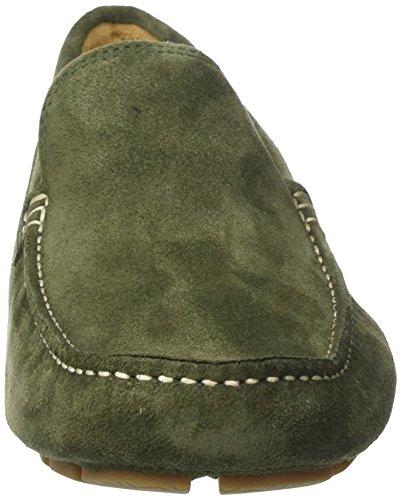 para Verde Hombre Austin G732 Kalamata Mocasines Gant Green qEFgRx
