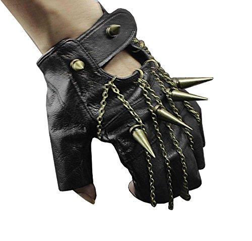 Leather Golves - 6