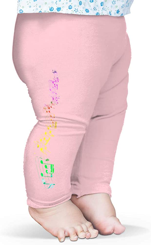 Twisted Envy Flowing Music Baby Novelty Leggings Trousers