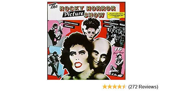 Various Artists Richard Obrien The Rocky Horror Picture Show