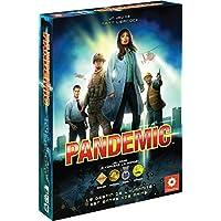 Asmodee PAN01N - Jeu de Strategie - Pandemie - Nouvelle Version