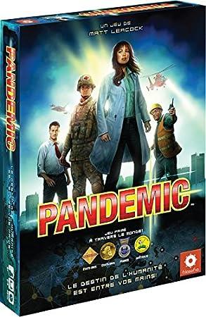 pandemie legacy saison 1 VF: Amazon.es: Juguetes y juegos