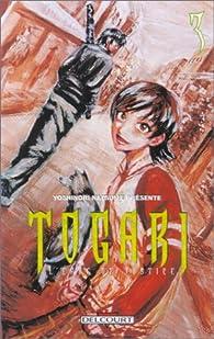 Togari, tome 3 par Yoshinori Natsume