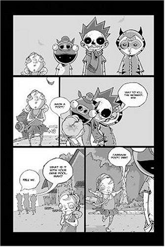 i luv halloween volume 1 keith giffen ben roman 9781595328311 amazoncom books - I Luv Halloween Manga
