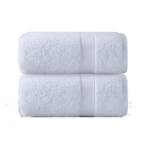 Puede usar toallas de baño Toallas de algodón de hotel suave para aumentar la toalla de
