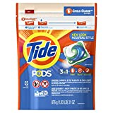 Health & Personal Care : Tide PODS Original Scent HE Turbo Laundry Detergent Pacs, 31 Ounce