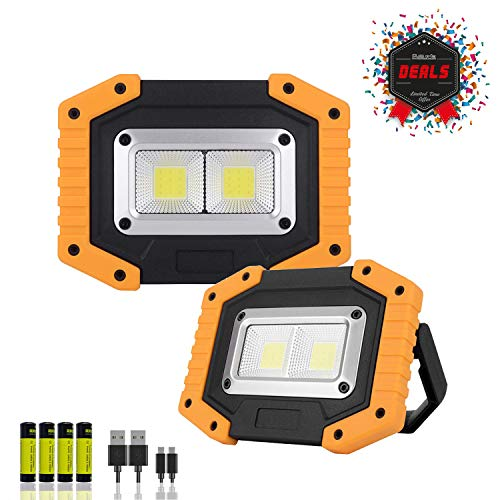 Portable Rechargeable Flood Lights in US - 8