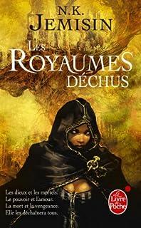 La trilogie de l'héritage : [2] : Les royaumes déchus
