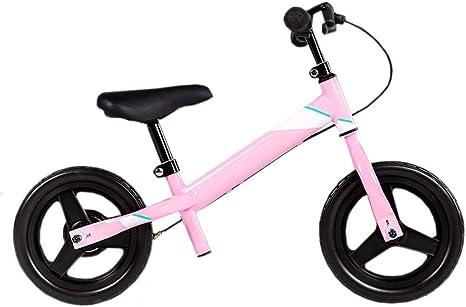 WJSW Bicicleta de Equilibrio, con Freno de Mano Bicicleta de ...