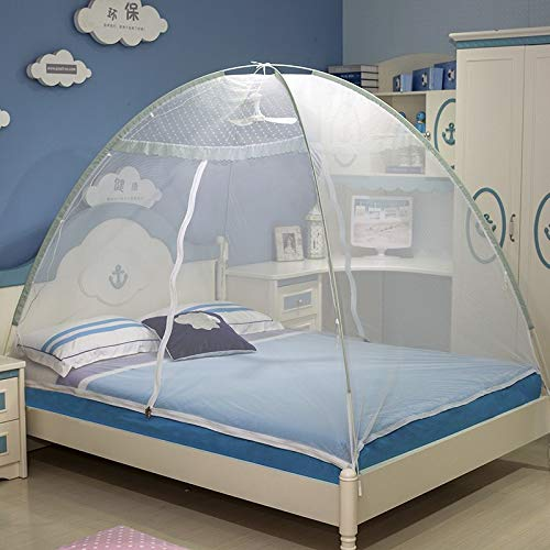 Mosquito Net for Camping bed Folding Purple Mosquito Netting,Green Brown Double Bed Mosquito Net for Adult,New Summer Bedding Portabel Mosquito Nets