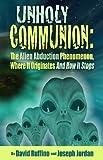 Unholy Communion, David Ruffino and Joseph Jordan, 0984061142