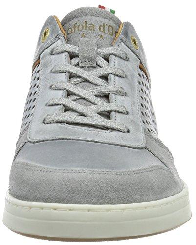 Uomo Grigio Pantofola 1010 Low D'oro Auronzo Violet Sneaker gray 7vw1Bq