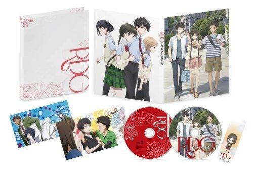 Animation - Rdg Red Data Girl Vol.3 (DVD+CD) [Japan DVD] KABA-10156