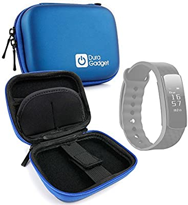 DURAGADGET Estuche Rígido para Mpow Smart Fitness Bracelet 1 / Nakosite PB2433 / New Balance NX990 GPS/Nixon Mission: Amazon.es: Electrónica