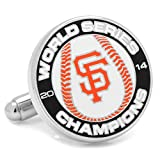 MLB 2014 San Francisco Giants World Series Champions Cufflinks, Officially Licensed