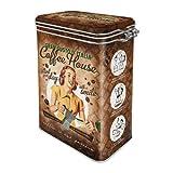 Nostalgic-Art 31103 Coffee und Chocolate Coffee House, Aromadose