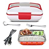 Best Car Microwaves - LOHOME Electric Heating Lunch Box - Insulated Car Review