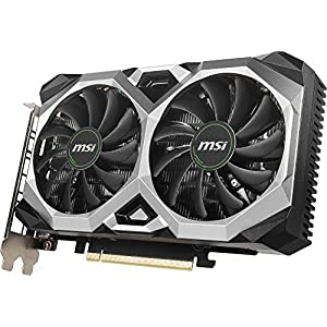 MSI Gaming GeForce RTX 2060 Super 8GB GDRR6 256-Bit HDMI/DP G-Sync Turing Architecture Overclocked Graphics Card (RTX…