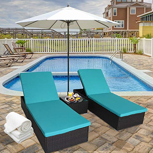 wicker outdoor daybed - 8