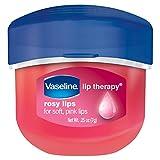 Vaseline Lip Therapy Lip Balm Mini, Rosy, 0.25 oz