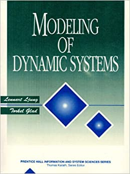 Book Modeling of Dynamic Systems (Prentice Hall Information & System Sciences Series)