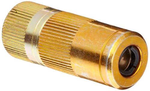 Alemite B330070 Hydraulic Coupler, Narrow, High Pressure Metal Seal, 1/8 Female NPTF